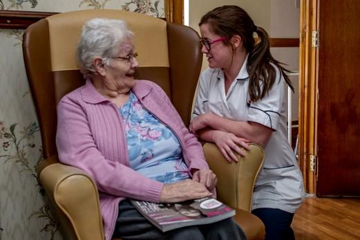 Knockmoyle Lodge Nursing Home, Omagh